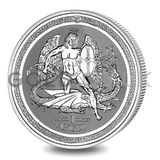 Silver Angel 1oz (2016)