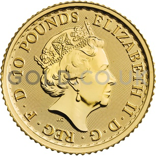 Tenth Ounce Gold Britannia (2020)