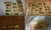 $5 million of cartel gold seized at Heathrow airport