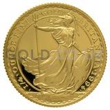 1994 Quarter Ounce Proof Britannia