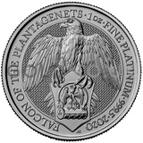 Platinum The Falcon of the Plantagenets 1oz (2020)