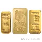 250g Gold Bar (Best Value)