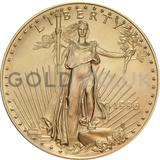 1996 1 oz Gold America Eagle