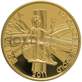 2011 Half Ounce Proof Britannia