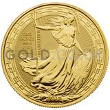 Gold Britannia 'Oriental Border' 1oz (2019)