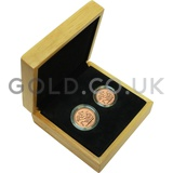 Gold Sovereign and Half Sovereign (2019)