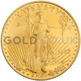 1997 1/2 oz Gold America Eagle