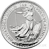 Platinum 1oz Britannia (2021)