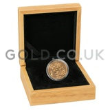Gold Sovereign Boxed (2020)