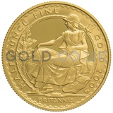 2005 Half Ounce Proof Britannia