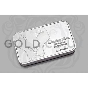 Scottsdale 5oz Pure Silver 'Prey' Bar
