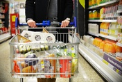 Inflation falls to 2.4% as UK labelled 'less competitive'