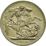 1915 George V Gold Sovereign (Melbourne Mint)