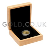Quarter Ounce Britannia Gold Coin Gift Boxed (2019)