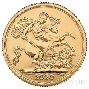 Gold Sovereign (2020)