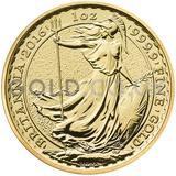 Gold Britannia 1oz (Best Value)