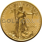 2015 1/4 oz Gold America Eagle