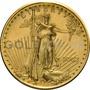 2002 1/2 oz Gold America Eagle