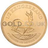 Gold Krugerrand 1/2oz (2020)