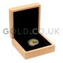 Quarter Ounce Britannia Gold Coin Gift Boxed (2019)