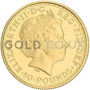 2009 Half Ounce Proof Britannia