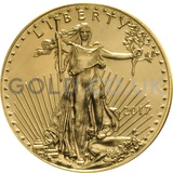 2017 1 oz Gold America Eagle