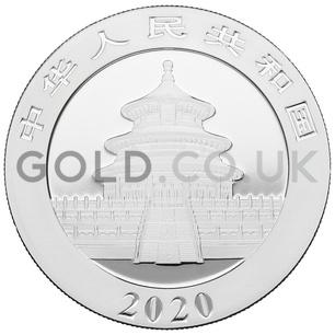 Silver Panda 30g (2020)