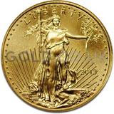 2013 1/10 oz Gold America Eagle