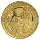 2005 Quarter Ounce Proof Britannia