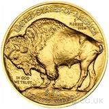 Gold American Buffalo 1oz Coin (2021)