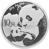 Silver Panda 30g (2019)