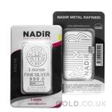 Nadir 1oz Silver Bar