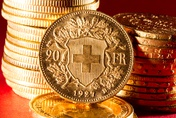 Switzerland converts pension pot worth 700 million Swiss Francs into physical gold