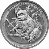 Silver Koala 1oz (2018)