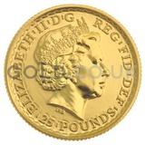 Quarter Ounce Gold Britannia (Best Value)