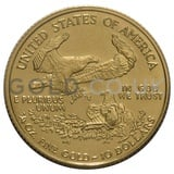 1990 1/4 oz Gold America Eagle
