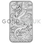 Rectangle Dragon 1oz