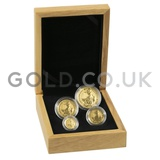 Britannia Bullion 4-Coin Set (2020)