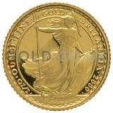 2000 Tenth Ounce Proof Britannia