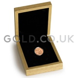 Gold Sovereign Boxed (2019)
