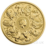 Gold 1oz Queen's Beasts Completer Coin (2021)