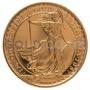 1987 Quarter Ounce Proof Britannia