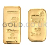 500g Gold Bar (Best Value)