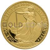 2004 One Ounce Proof Britannia