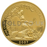 2007 One Ounce Proof Britannia