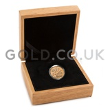 Gold Half Sovereign in Gift Box (2018)
