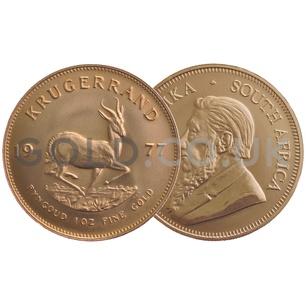 Gold Krugerrand 1oz (Best Value)