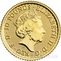 Tenth Ounce Gold Britannia Coin (2021) - Gift Boxed