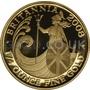 2008 Quarter Ounce Proof Britannia
