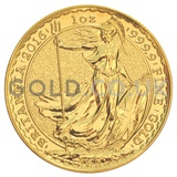 Gold Britannia 1oz (Best Value)